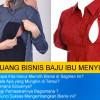 Yuk, Mulai Bisnis Baju Menyusui