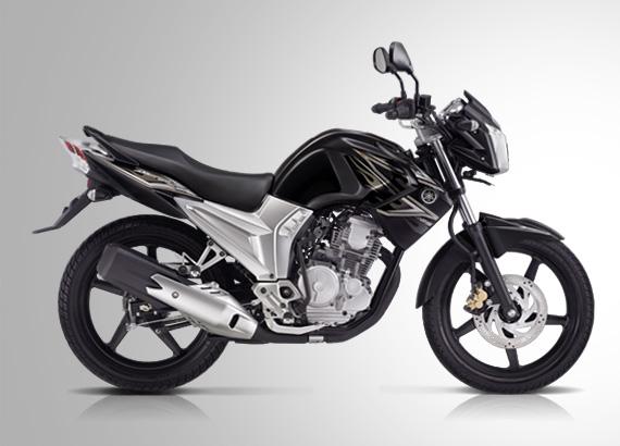 Harga Motor Yamaha-New-ScorpioZ-hitam