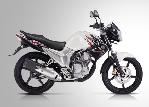 Harga Motor Yamaha-New-ScorpioZ-putih