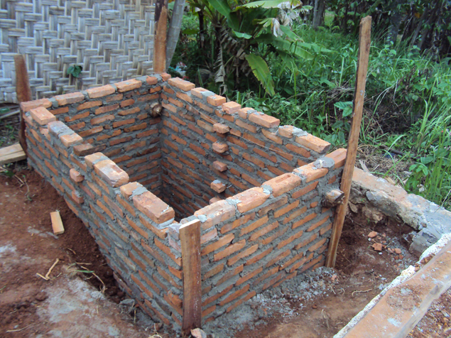 Proses-pembuatan-septic-tank-bata-merah