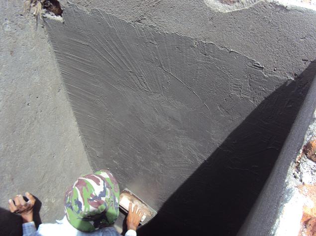 Proses-pembuatan-septic-tank-plester-halus