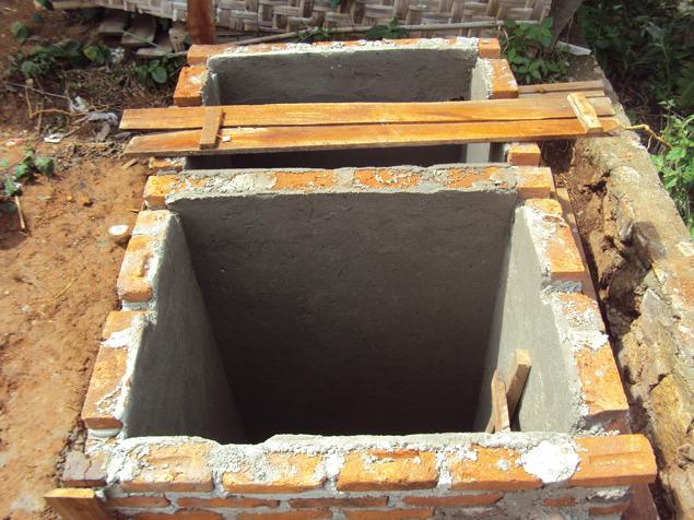 Proses-pembuatan-septic-tank-plester-kasar