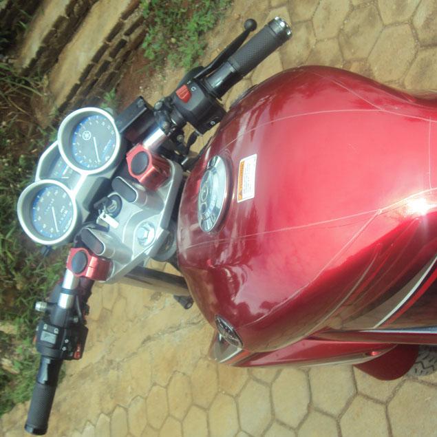 Kelebihan dan Kelemahan Stang Jepit Motor Yamaha Vixion