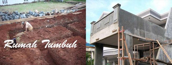 Konsep Pembangunan Rumah Tumbuh