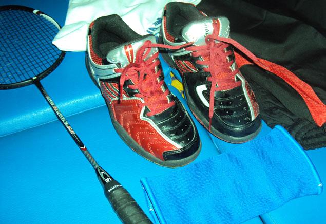 Harga Perlengkapan Badminton