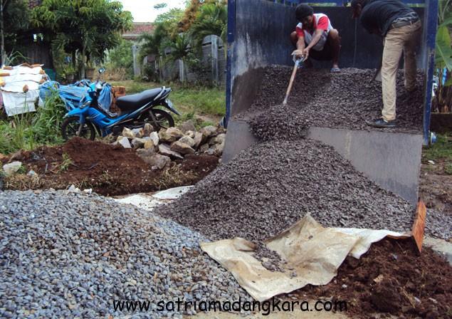 Batu Split Untuk Cor Beton Bertulang