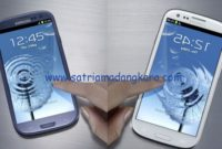 Gambar HP Samsung GALAXY S III