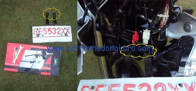 Motor Yamaha Byson Standart Lebih Nyaman