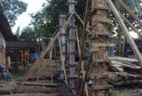 Menyiapkan Bahan Bangunan untuk Pekerjaan Kolom atau Tiang Beton