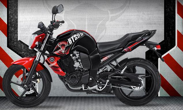 Striping atau Warna Terbaru Facelift Yamaha Byson