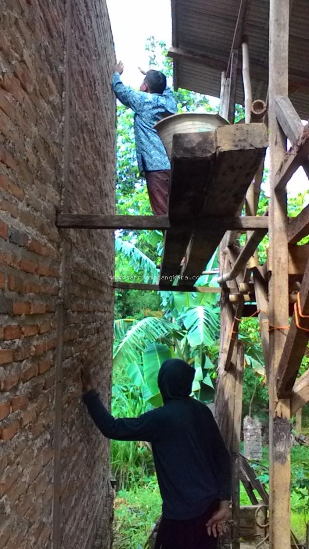 Pelaksanaan Pekerjaan Plesteran Dinding Bata