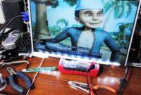 Cara Memasang Antena TV Tuner yang Benar Untuk Hasil Jernih