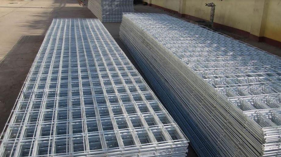 Kelebihan dak betonmenggunakan wiremesh