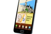 Spesifikasi HP Samsung Android Galaxy Note