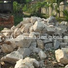 Batu Putih Pondasi