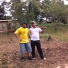 Gambar Membersihkan Lokasi Tanah Kavlingan 04