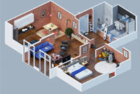 Isi Desain Type Rumah 45 dan Harganya
