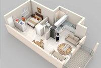 Type Rumah yang Baik Untuk Lahan Kecil